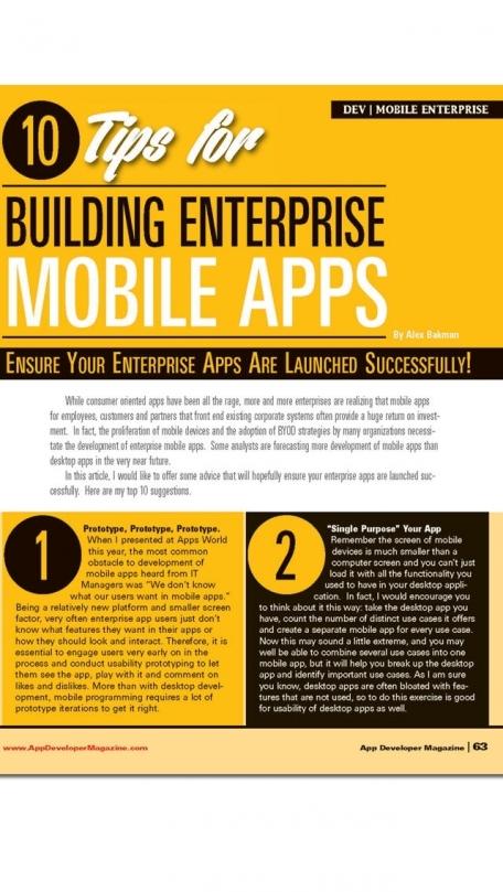 App Developer Magazine
