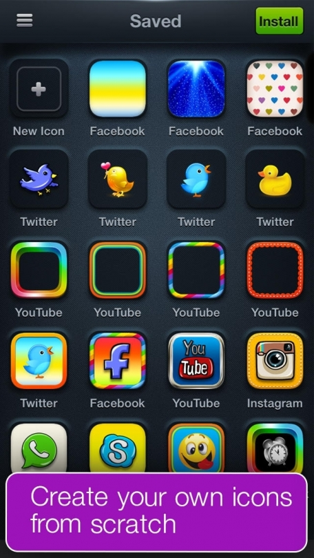 App Icons Free - Change Home Screen Icons and Create Shortcuts with Icon Maker!