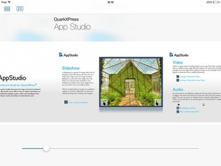 App Studio Issue Previewer