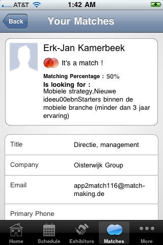 App2Match