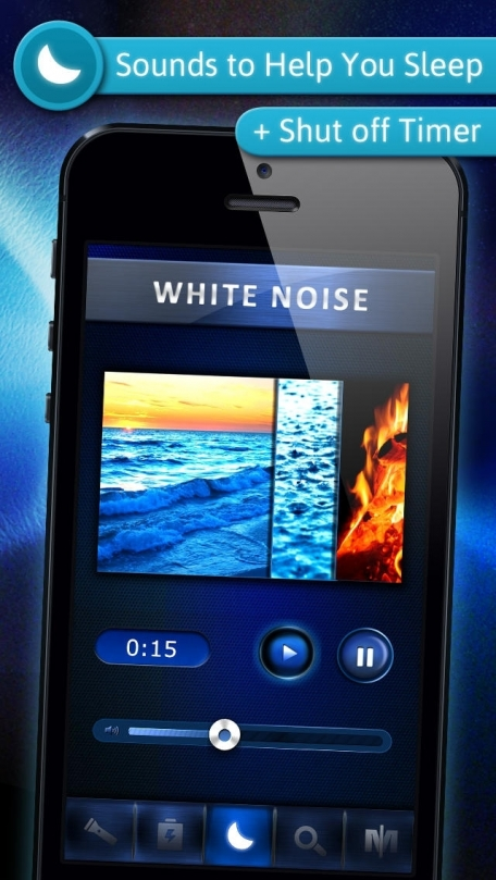 AppKitPro: Flash+Battery+Mirror+Magnifier+White Noise
