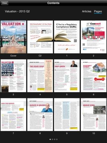 Appraisal Institute's Valuation magazine