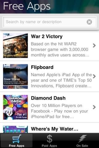 Apps Gone Wild