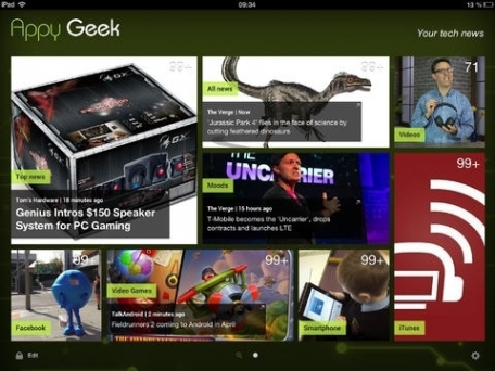 Appy Geek – tech news