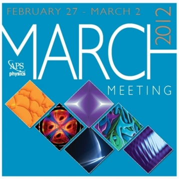 APS March Meeting 2012