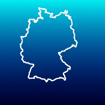 Aqua Map Germany - Marine GPS Offline Nautical Charts for Fishing, Boating and Sailing
