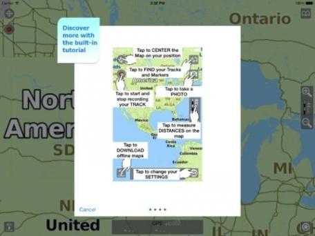 Aqua Map Maine HD - Lakes GPS Offline Nautical Charts