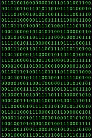 Arabic Numerals Matrix