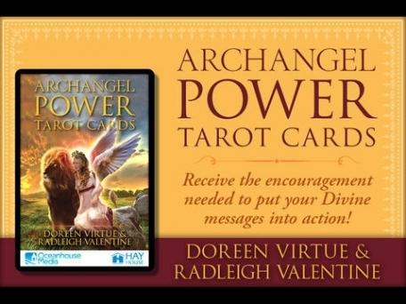 Archangel Power Tarot - Doreen Virtue, Ph.D., Radleigh C. Valentine