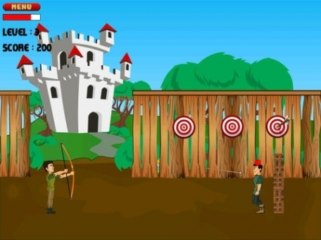 Archery 101 PRO - The Greatest Archer William Tell Experience - Point and Shoot!