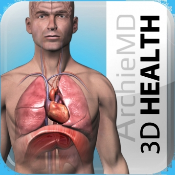 ArchieMD 3D Health: Anatomy and Health Essentials
