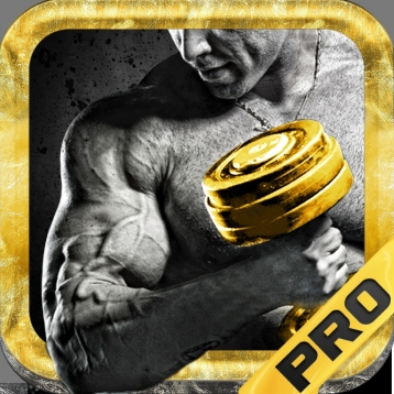 Arm Workout X PRO - Bicep Tricep Exercises For BodyBuilding