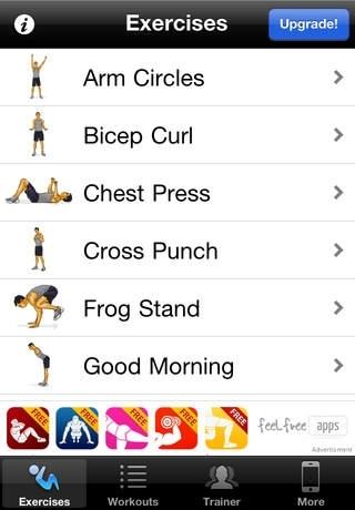 Arm Workouts Free