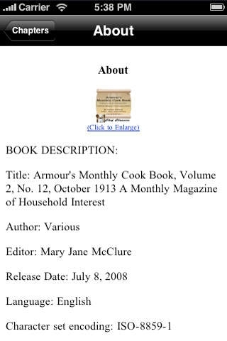 Armour's Monthly Cook Book, Volume 2