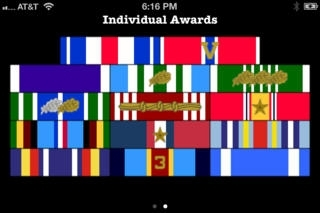 Army Awards