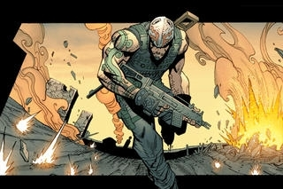 Army of Two #1