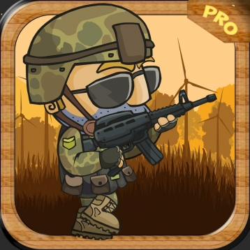 Army Runner - Make The Star Soldier Run Faster - PRO FUN