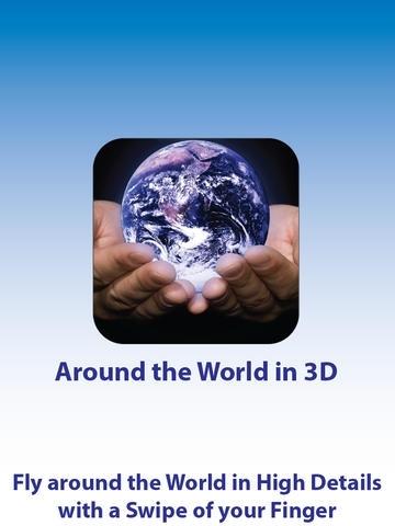 Around the World in 3D
