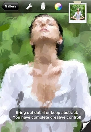 Artist's Touch for iPhone