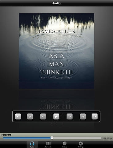 As A Man Thinketh (by James Allen)