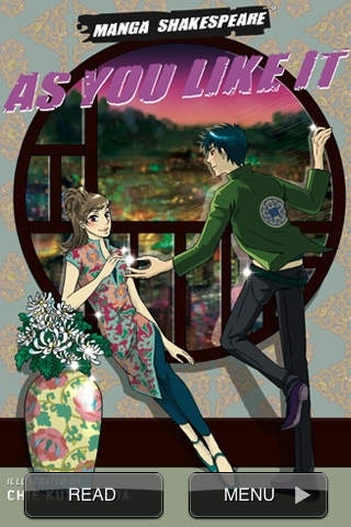 As You Like It-Manga Shakespeare - Preview