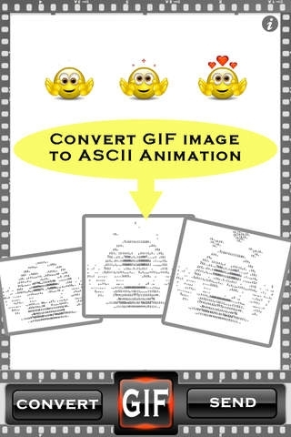 ASCII Animation + 3D Emoticons for MMS Text Messaging(FREE)