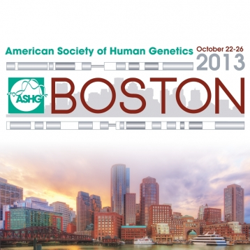 ASHG 2013 Annual Meeting