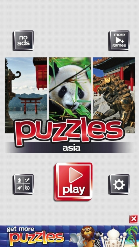 Asia Puzzle - Discover China's Beauty