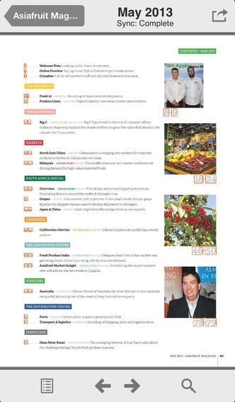 Asiafruit Magazine