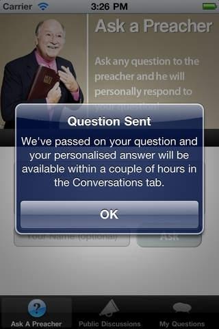 Ask A Preacher
