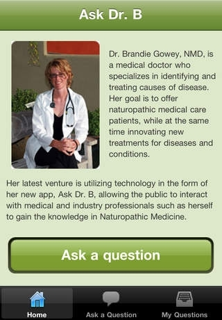 Ask Dr. B