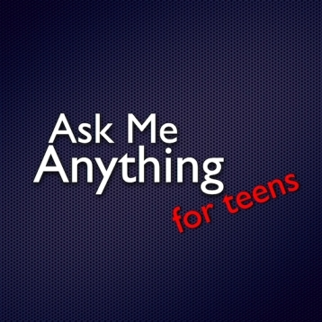 Ask Me Anything For Teens