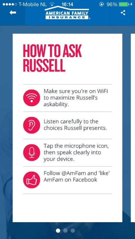 Ask Russell