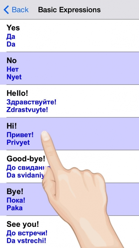 Ask Russian: Basic English Translator To Go - Free Travel Edition