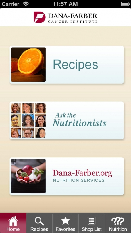Ask The Nutritionist: Recipes for Fighting Cancer