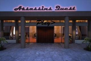 Assassin Quest Restaurant Escape