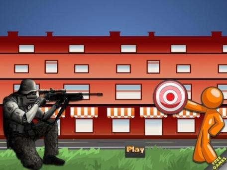 Assassins Sniper: Commando War HD, Free Game