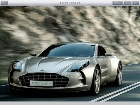 Aston Martin Collection