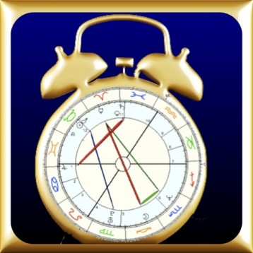 Astro Alarm clock * alarm clock with a personal current daily horoscope