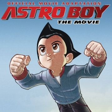Astro Boy Movie Adaptation Graphic Novel