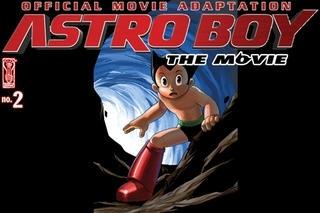 Astro Boy Movie Adaptation Graphic Novel