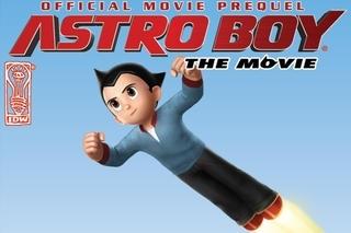 Astro Boy Movie Prequel: Underground Graphic Novel