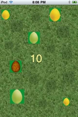 ATEggs - Easter egg hunting game