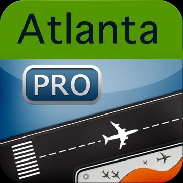 Atlanta Airport Pro- Flight Tracker ATL