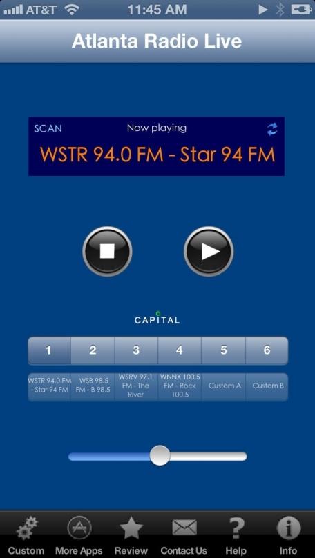 Atlanta Radio Live