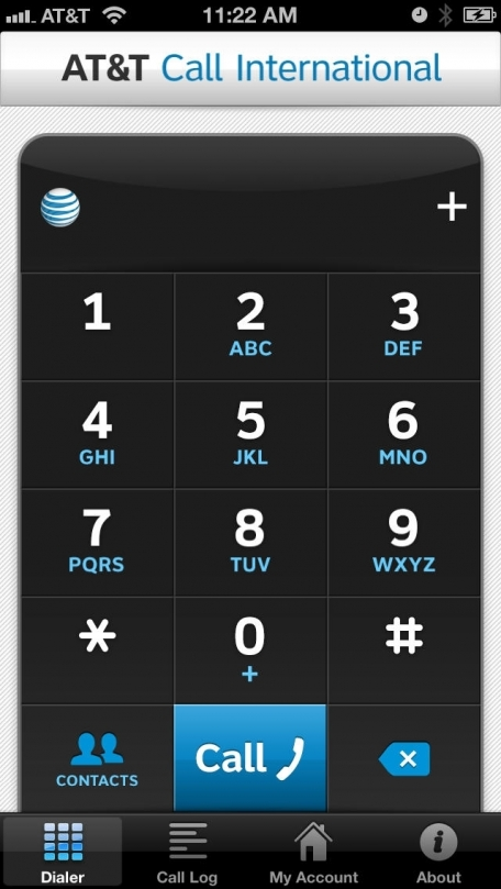 AT&T Call International