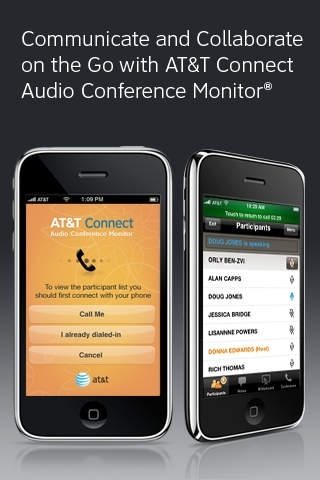 AT&T Connect Audio Conference Monitor