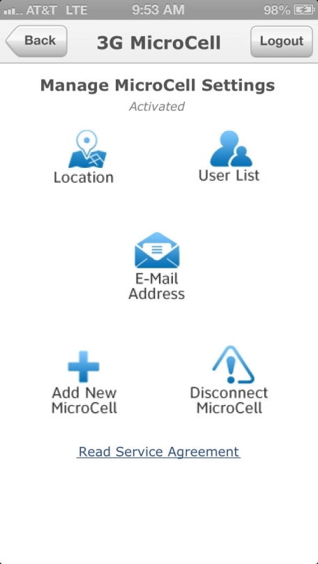 AT&T MicroCell