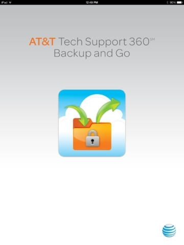 AT&T Tech Support 360 Backup and Go