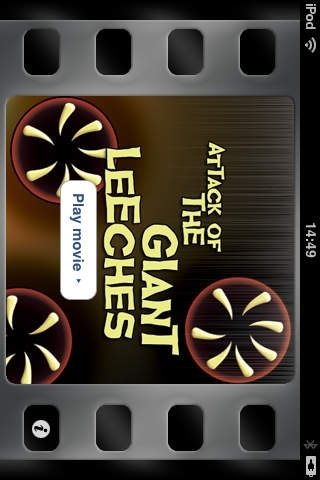 Attack of the Giant Leeches - Films4Phones